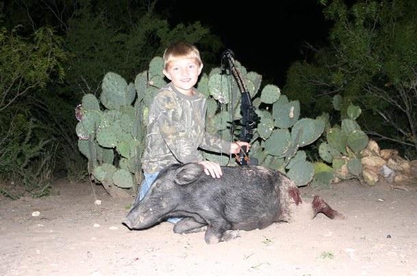 Drake Rosser Feral Hog 16 5