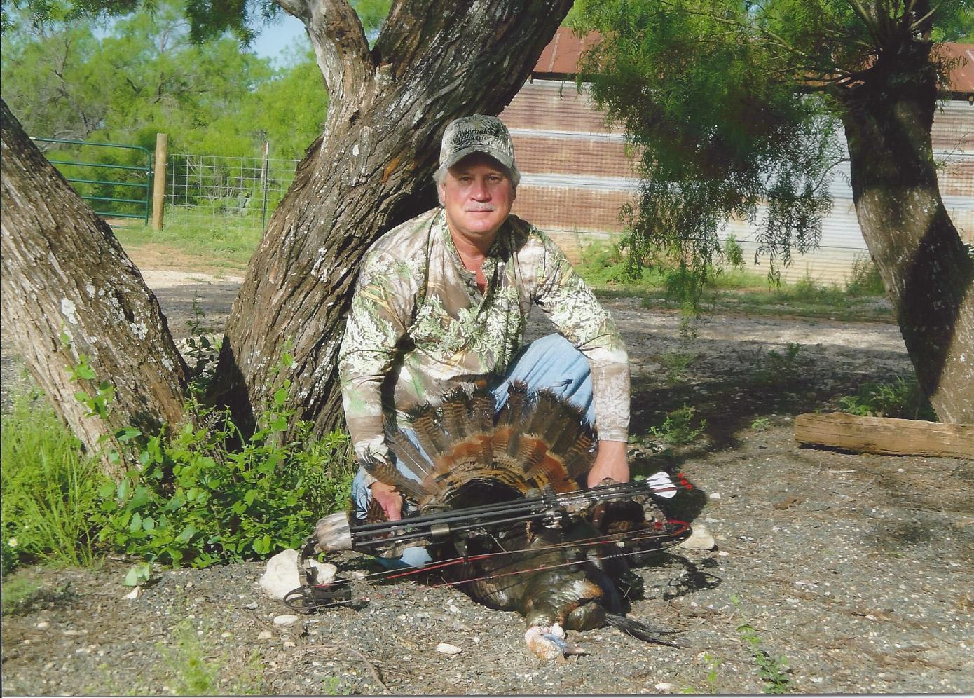Kevin Hilbig Rio Grande Turkey 16.10