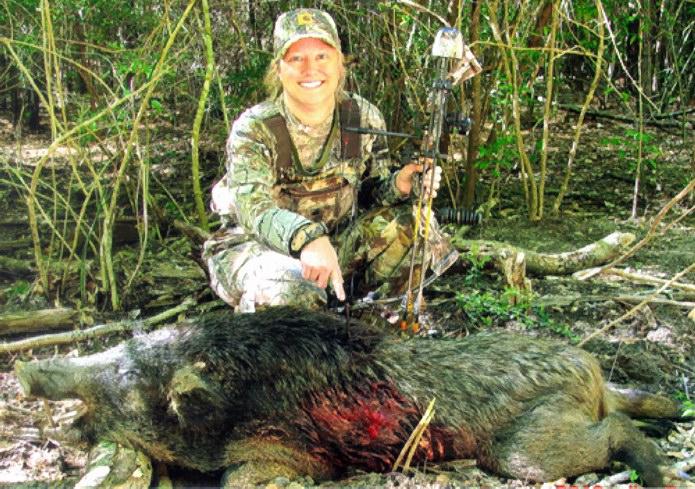 C. Doyle Feral Hog 16 7