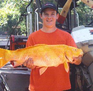 Curtis Balusek 16.08 lbs.